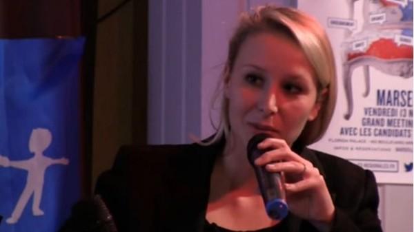 Marion Maréchal-Le Pen supprimera la subvention au planning familial si elle est élue en Paca