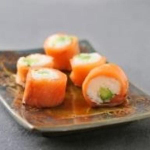 Makis de saumon