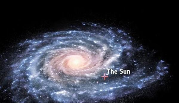 L'homme serait en partie constitué de poussière d'étoiles