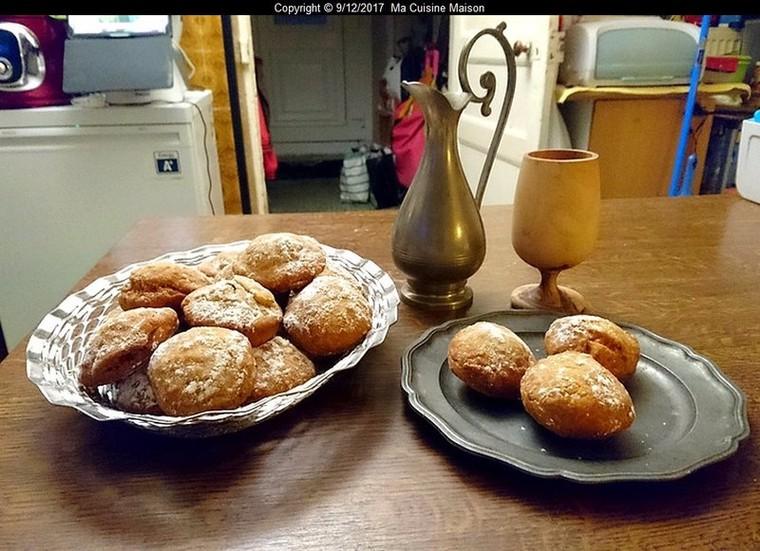 CHAUSSONS MEDIEVAUX AUX POMMES (Recette datant de l'an 1350) - Ma Cuisine Maison