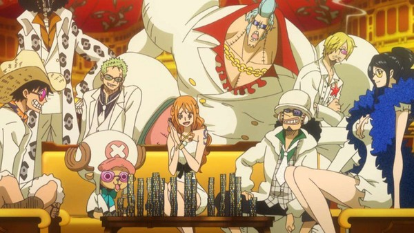 Sinopsis One Piece Film: Gold