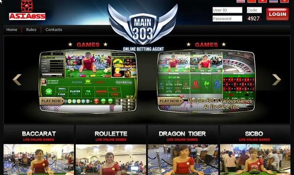 Asia855 Beragam Permainan – Agen Judi Bola Casino Taruhan Online Terpercaya Indonesia