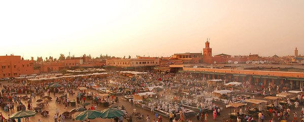 Visit Marrakech Book Hotels Riads Excursions in Marrakech