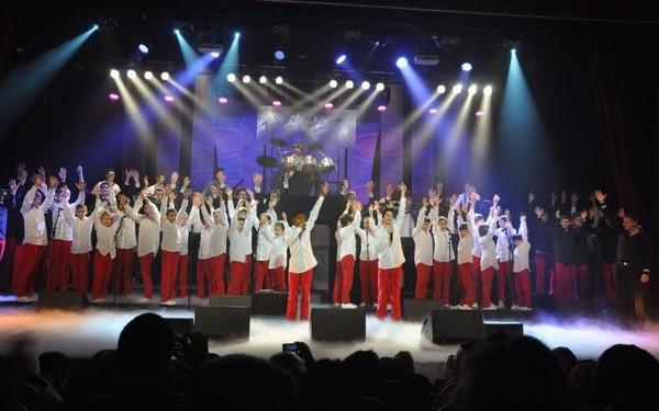 Gala des Petits Chanteurs d'Asnières - Le Parisien