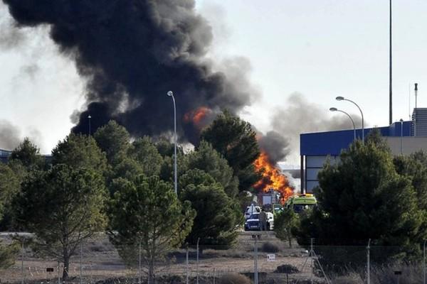 Le crash d'un F-16 grec frappe durement l'armée française