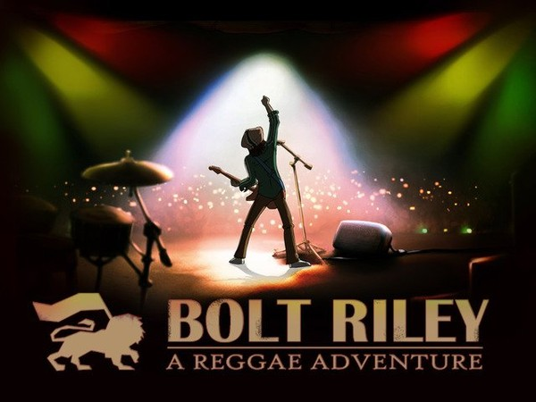 Bolt Riley - A Reggae Adventure Game