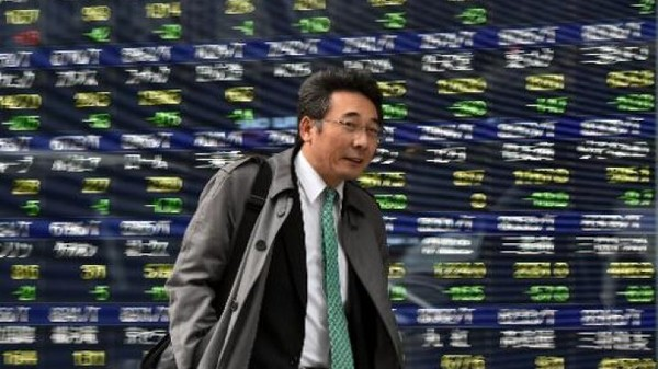 Asian markets cheered by Wall Street rally