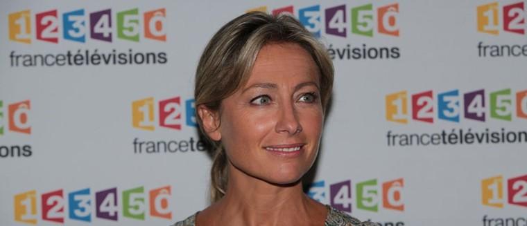 Anne-Sophie Lapix présentera son premier 20 heures sur France 2 le...