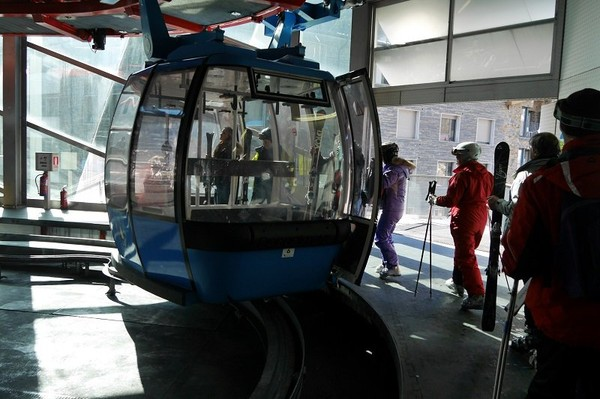 En Andorre, la saison de ski a commencé le premier week-end de décembre | ALL ANDORRA