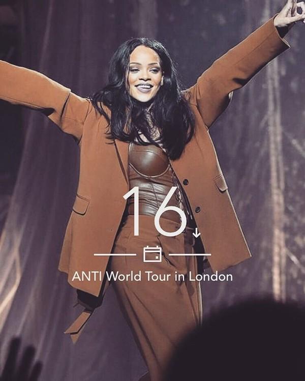 Instagram photo by Rihanna Daily • Jun 8, 2016 at 6:33am UTC