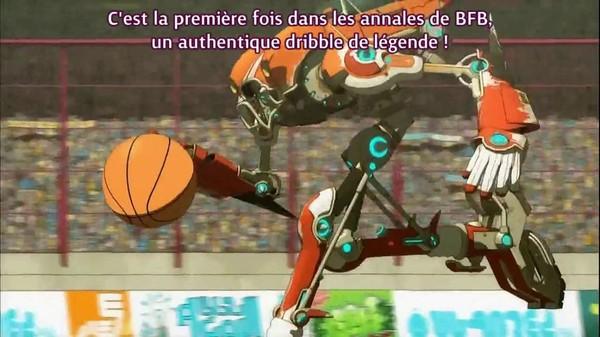 Basquash! 01 VOSTFR Streaming DDL HD :: Anime-Ultime