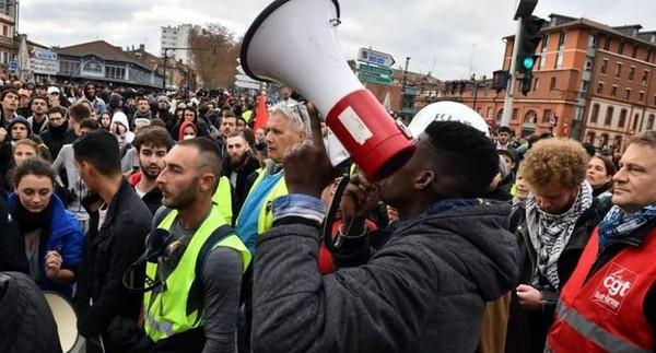 Mobilisation des lycéens : ce qui vous attend ce jeudi à Toulouse