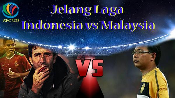 Jelang Laga Perdana Indonesia melawan Malaysia di Kualifikasi AFC 2018