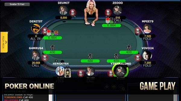 Cara Daftar Poker Uang Asli di Asiapokerindo