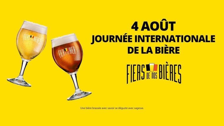 Le 4 août, nous fêterons la journée internationale de la bière. Nous appelerons tout le monde à la fêter dignement - LNO