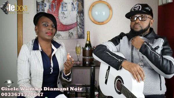 Alain MPELA abimisi ba verites etindaki ye alongola kombo ya Danny BOKOMBE na album na ye - YouTube