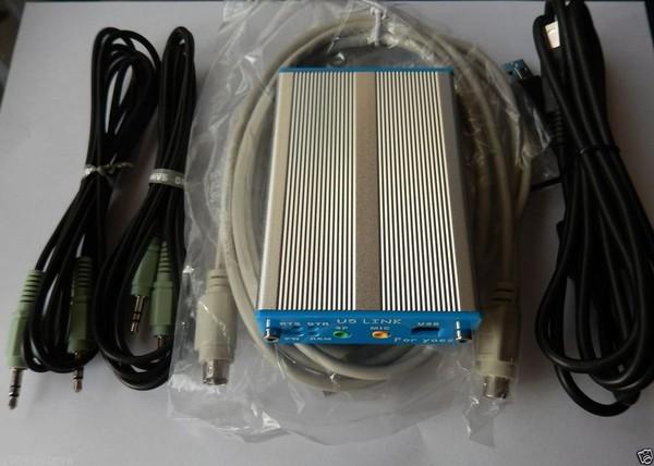 USB Digi Mode Interface for YAESU FT-100/817/847/857/897/450/950