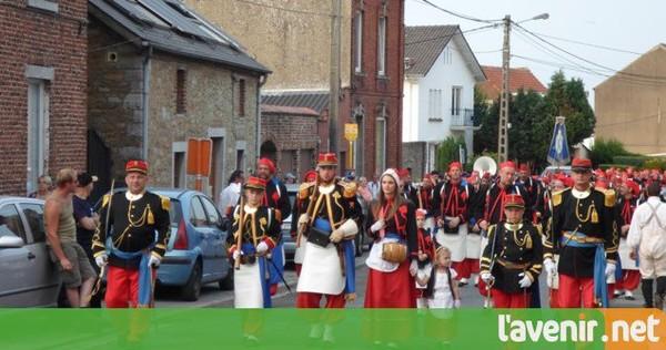 Marcheurs unis à Chamborgneau