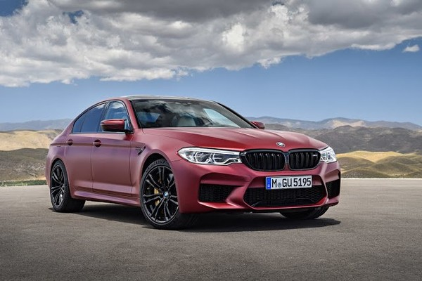 BMW M5 First Edition Already Priced in Spain - Auto Cars