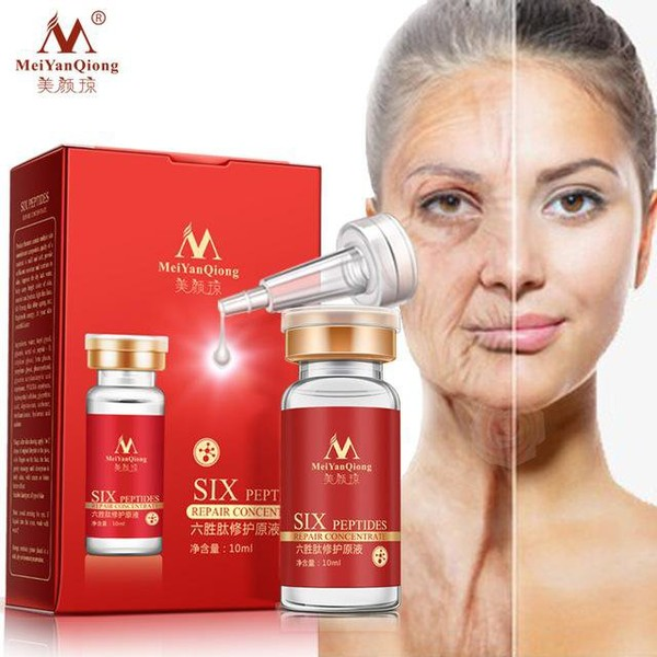 Argireline+aloe vera+collagen peptides rejuvenation anti wrinkle