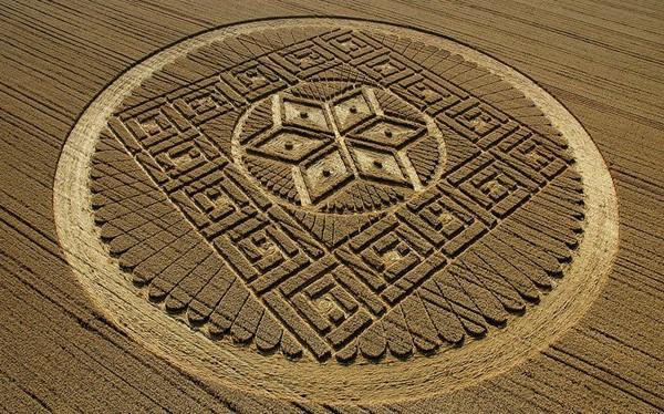 Les crop circles, messages des galactiques et préparation au premier contact