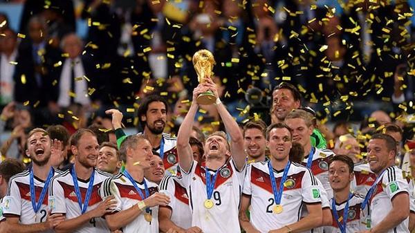 Jerman Akan Jadi Penatang Serius Pada Piala Dunia 2018