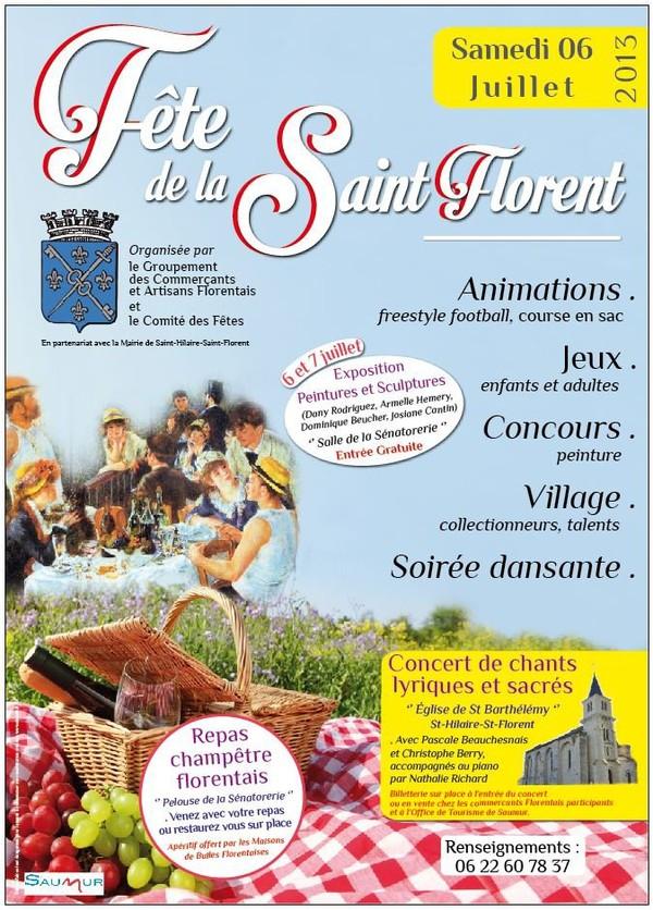 Fête de la Saint Florent - Comité des fêtes