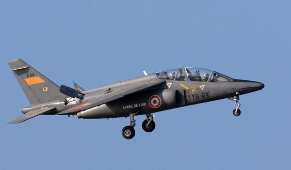 Crash d'un avion militaire à Vouvray : ce que l'on sait