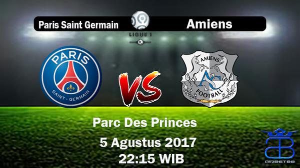 Prediksi PSG vs Amiens Liga 1 Prancis | League 1 |