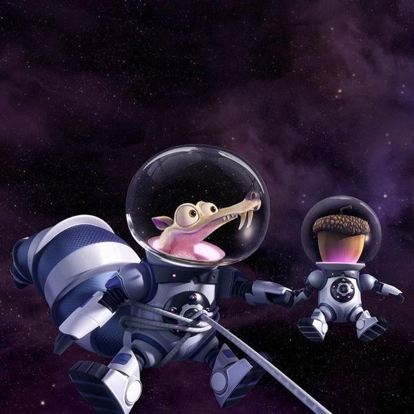 Astronautes et billard planétaire : l'Âge de Glace explore les Lois de l'Univers