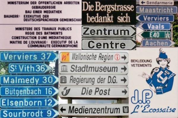 La Communaut? germanophone de Belgique