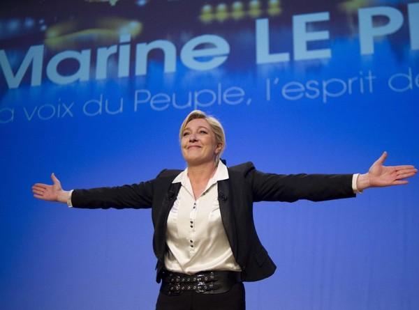 Les raisons de voter Marine Le Pen!