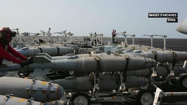 La France pourrait manquer de munitions