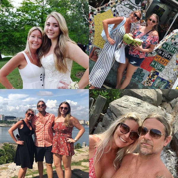 "Will Hunt on Instagram: ""♥️HAPPY MOTHERS DAY♥️ to this incredible lady! Thank you for all you do for our family!😊 We are lucky to have you @daniellechristine76 and…"""