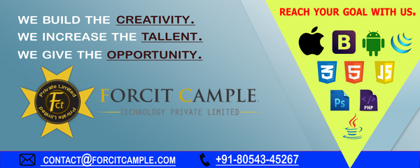 Android App Development Course in Chandigarh - ForcitCample (8054345267)