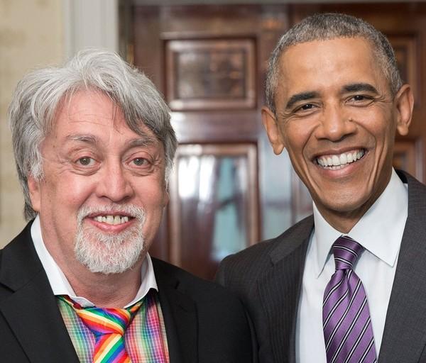 Gilbert Baker, inventeur du drapeau LGBT, est décédé - LNO
