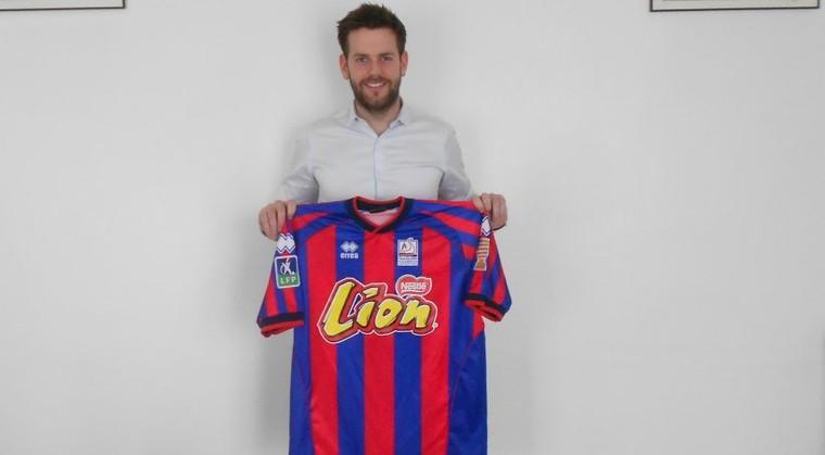 Football : il possède la plus grande collection de maillots du SM Caen