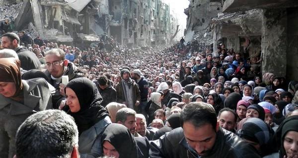 La photo d'une fillette syrienne bouleverse le monde / Sputnik France - Actualités - Prises de Position - Radio