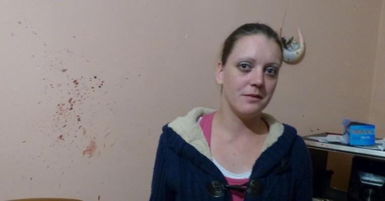 Jemappes: après avoir été frappée par Sandra, Georgette a été à nouveau agressée par un proche de la famille!
