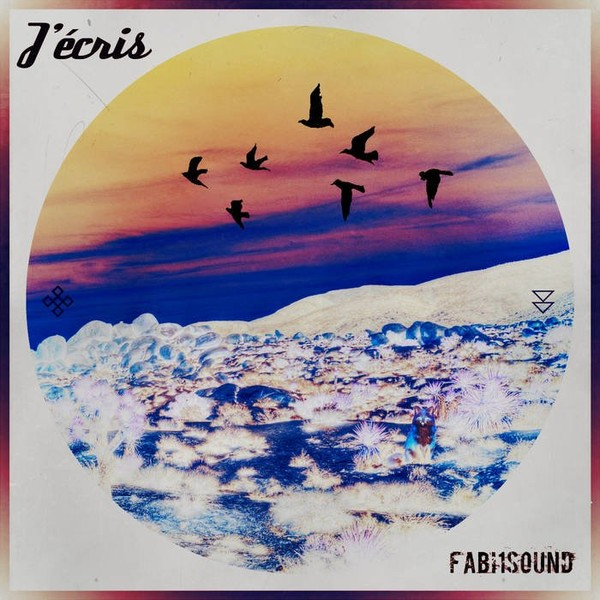 J'écris, by Fabi1sound