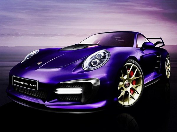 The 2017 Gemballa Avalanche Teased Ahead of Geneva Debut
