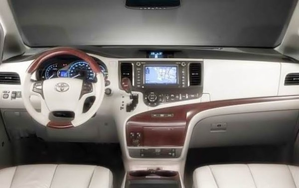 2018 Toyota Sienna Rumors Toyota Redesign Price And Release Date