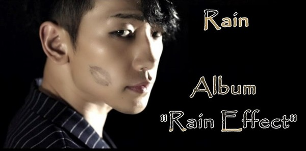 [Album] Rain - Rain Effect - HOME IPPODA