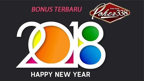 Bonus Tahun Baru 2018 Poker Online