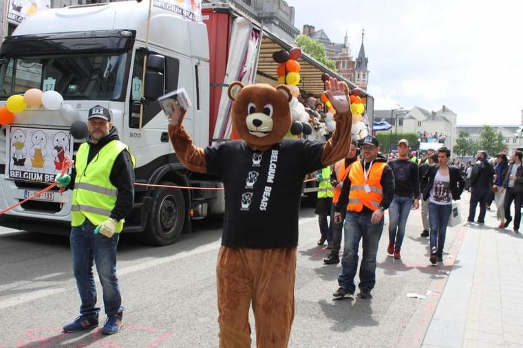 Ce 14 mai, Bruxelles vibre aux couleurs de la Belgian Pride - LNO