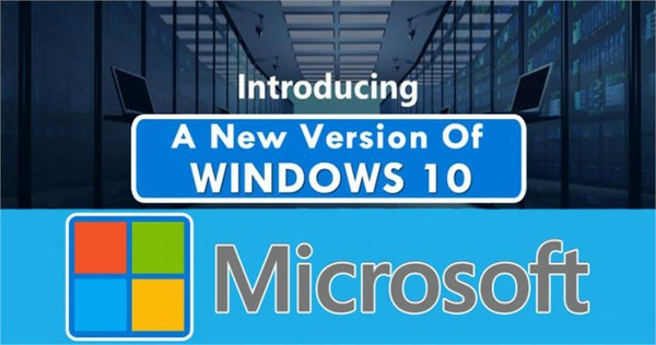 New version of windows 10 revealed by Microsoft