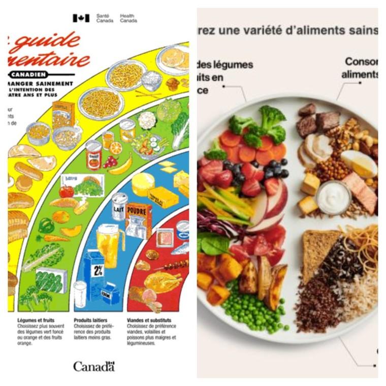 Le nouveau guide alimentaire canadien - Triathlon Magazine Canada