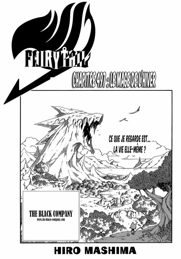 Scan Fairy Tail 497 VF