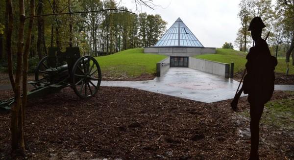 Ploegsteert: le centre d'interprétation de la Grande Guerre ouvre ses portes - RTBF Regions
