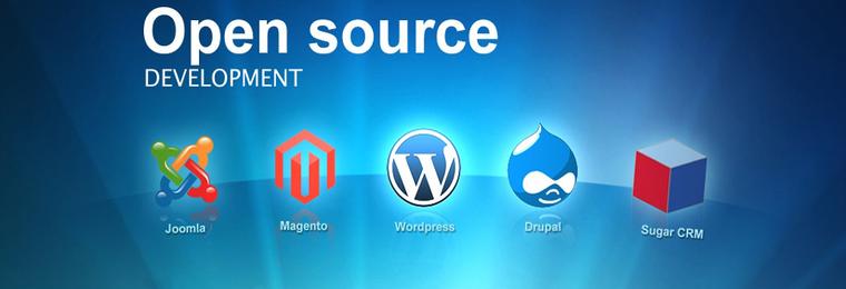 Open Source Development Company, Open Source Web Application Development Company in India.